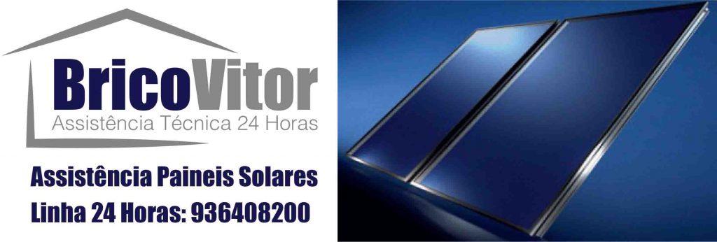Assistência Painéis Solares Paredes de Coura
