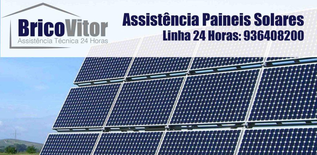 Assistência Painéis Solares Chiado,