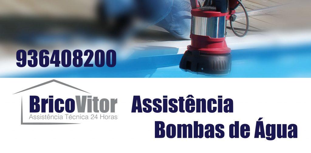 Assistência Bombas de água Porto