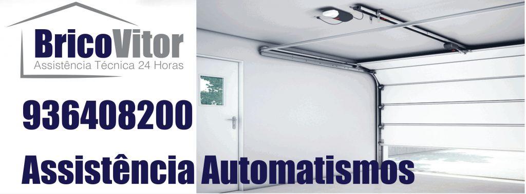 Venda e Instalação automatismos