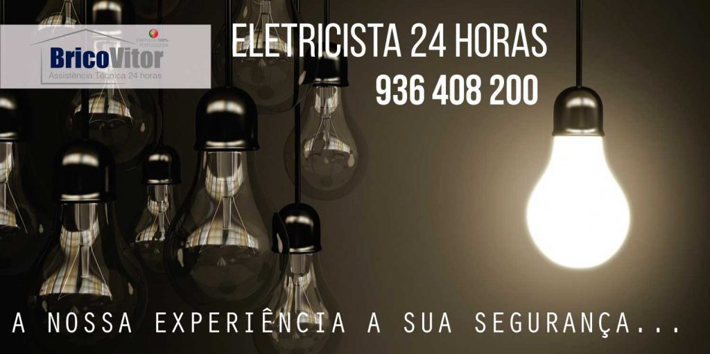 Eletricista Oliveira do hospital  24 Horas,