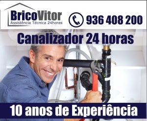 serviço de Canalizador 24H