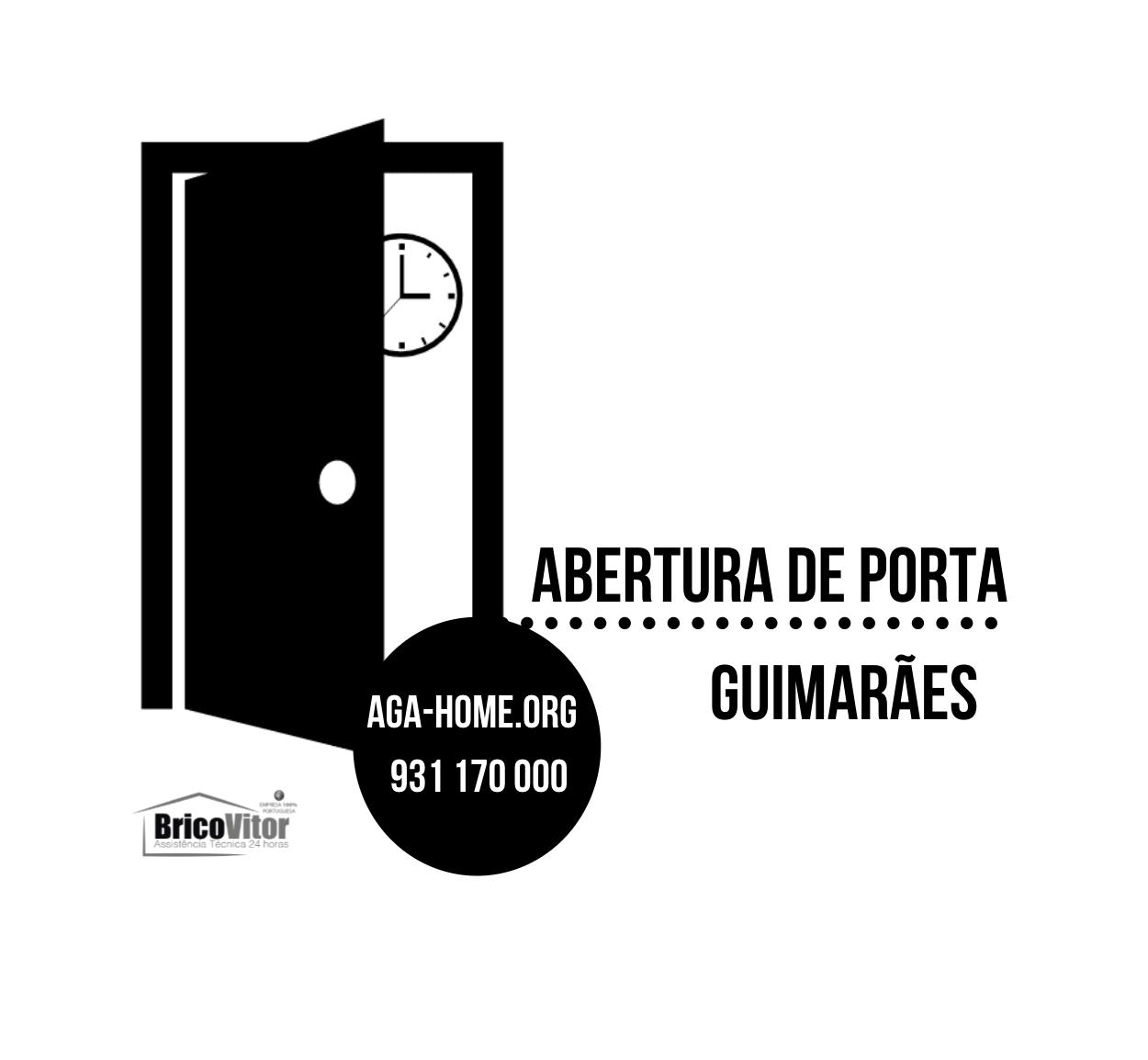 Abertura de Portas Guimarães