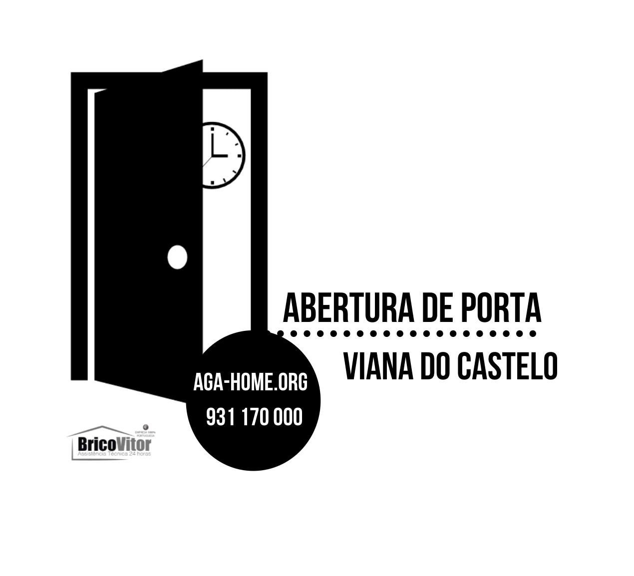 Abertura de Portas Viana do Castelo