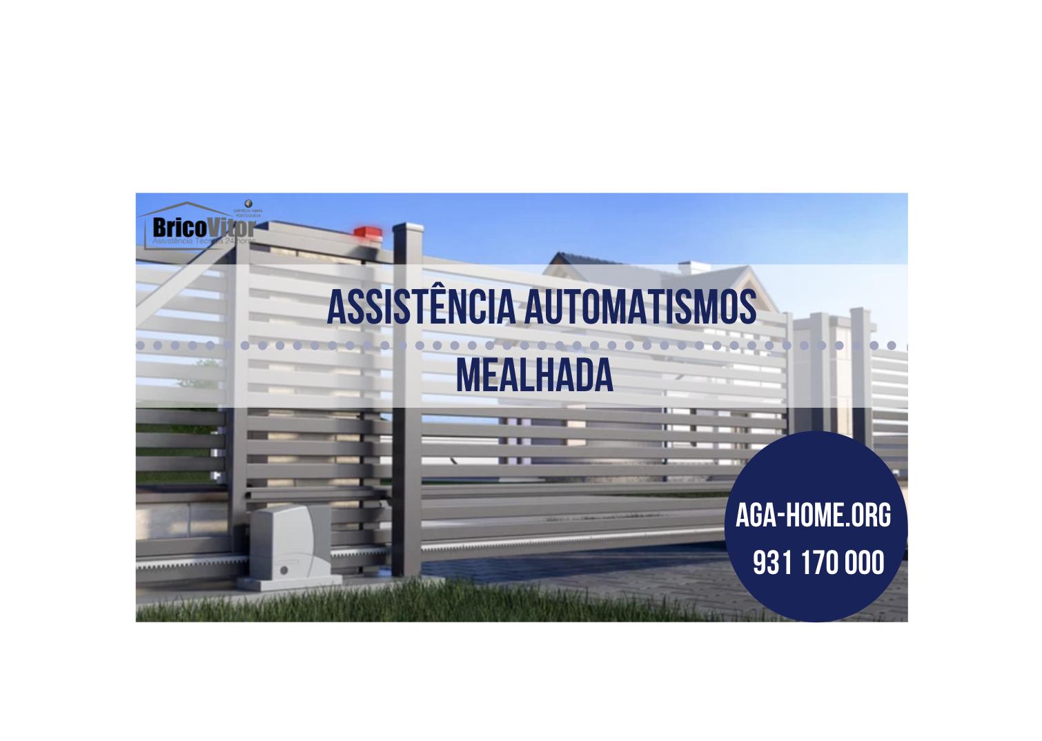 Assistência Automatismos Mealhada