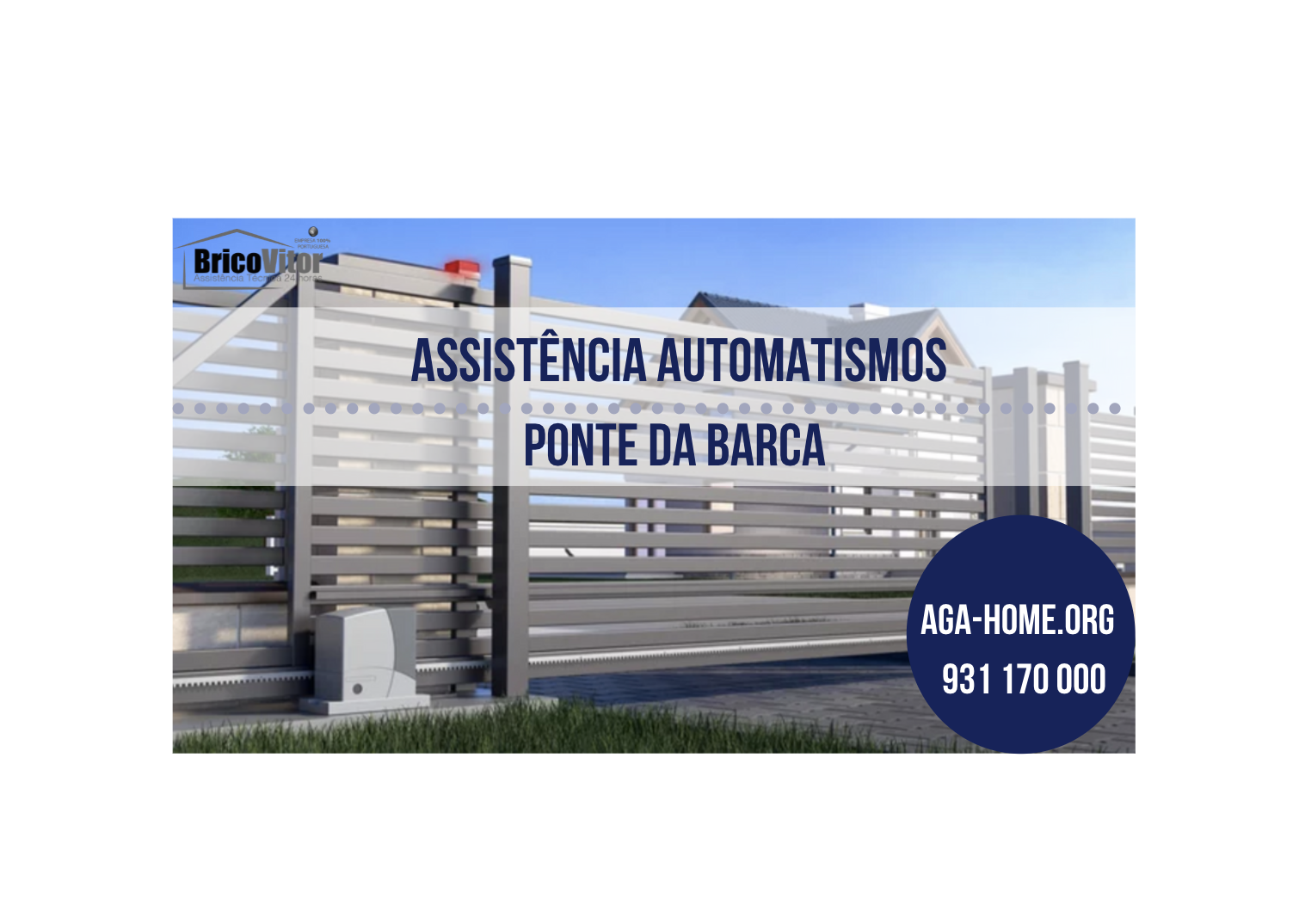Assistência Automatismos Ponte da Barca