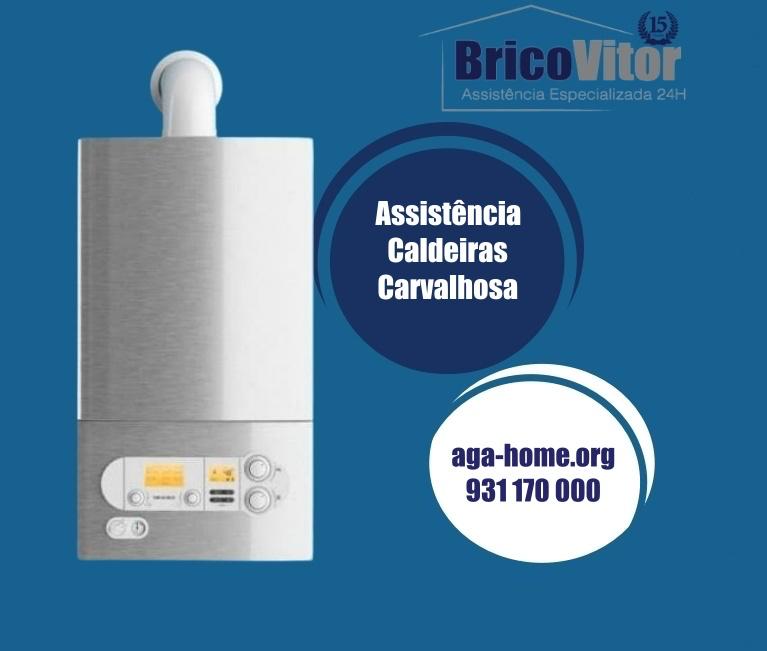 Assistência Caldeiras Carvalhosa