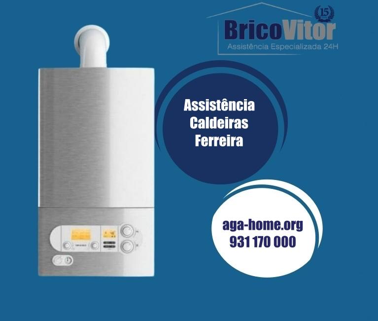 Assistência Caldeiras Ferreira