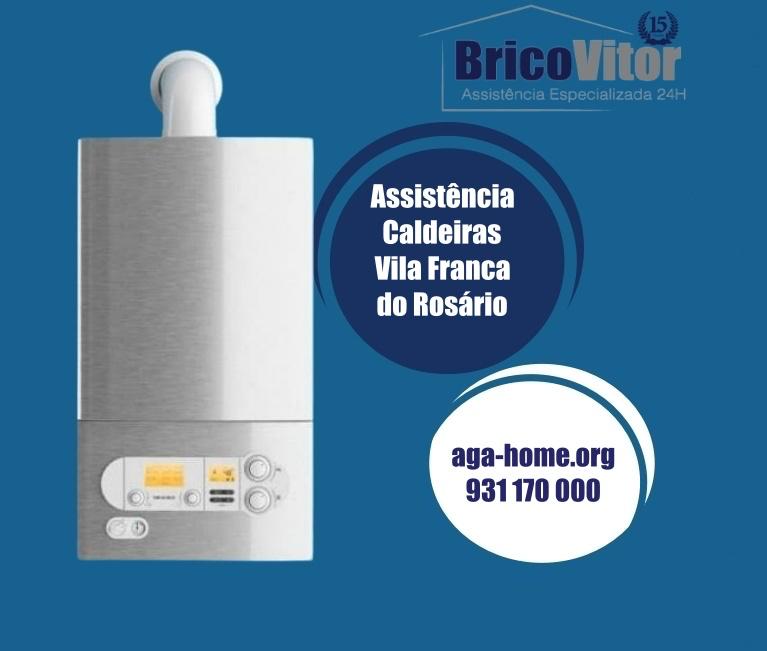 Assistência Caldeiras Vila Franca do Rosário
