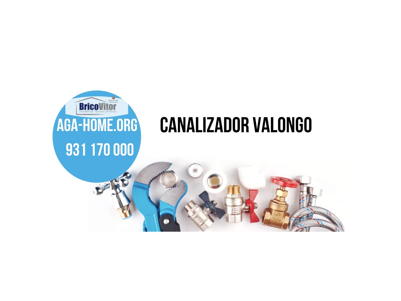 Canalizador Valongo