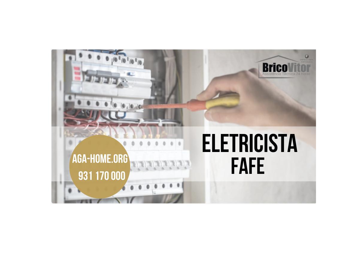 Eletricista Fafe